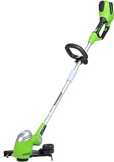 Greenworks 13-Inch 40V Cordless String trimmer, Battery Not Included 21332