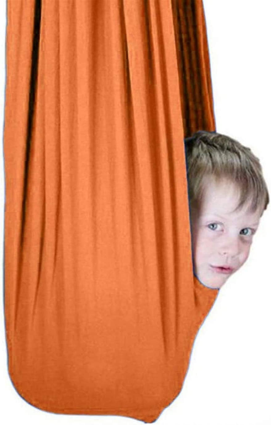 YXYH Portable In a popularity Cuddle Hammock for S Swing Indoor Kids Therapy Detroit Mall