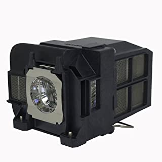 Original Osram Projector Lamp Replacement with Housing for Epson PowerLite Pro Cinema 4855WU