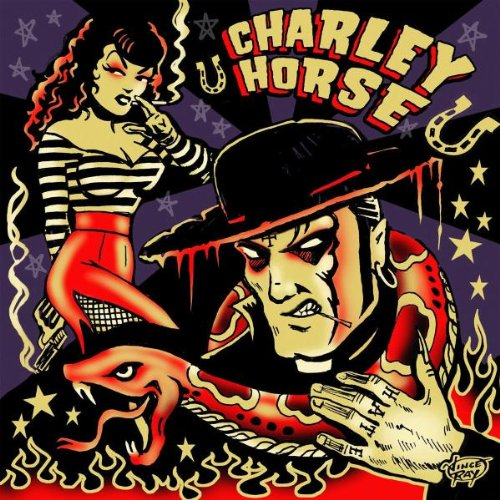 Charley Horse: Unholy Roller (Audio CD)
