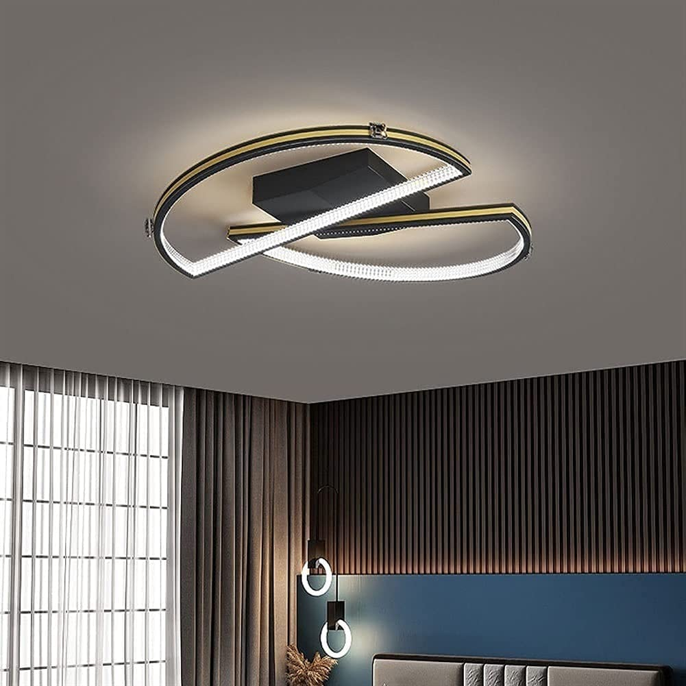 Liiokiy Ceiling Light Low price Fixtures Nordic Ultra-Thin Bedroom Manufacturer regenerated product