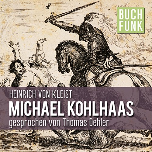Michael Kohlhaas audiobook cover art