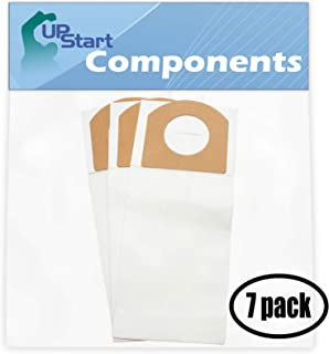 21 Replacement Type G Vacuum Bags for Dirt Devil - Compatible with Dirt Devil 103, Dirt Devil Type G, Dirt Devil M08230RED, Dirt Devil Ultra Corded Bagged Handheld Vacuum M08230RED, Dirt Devil 08100, Dirt Devil 3010347001, Dirt Devil M08230