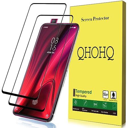 Qhohq Protector De Pantalla Para Xiaomi Mi 9t 9t Pro Cobertura Completa Vidrio Templado Protector De Pantalla Para Xiaomi Mi 9t 9t Pro