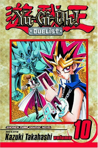 Yu-Gi-Oh!: Duelist, Vol. 10: The Egyptian God Cards