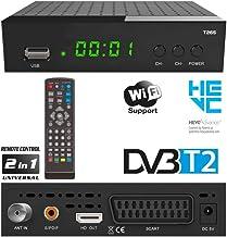 Decoder Digitale Terrestre DVB T2 / HDMI / DVB T2 HEVC / Full HD Ricevitore TV / USB PLAY / WIFI APP / DVB-T2 / Decoder Di...