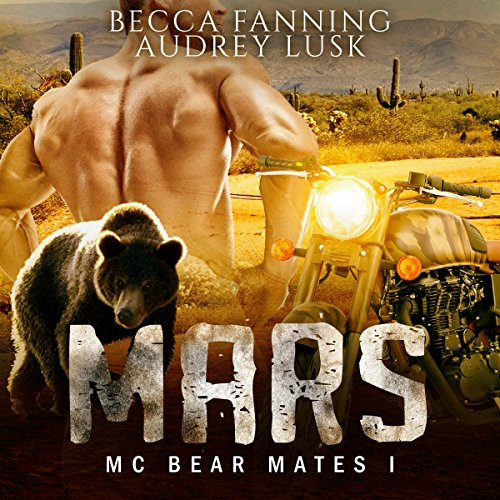 Mars audiobook cover art