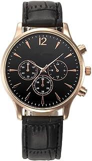 Big Promotion ! Auwer Mens Luxury Fashion Crocodile Faux Leather Analog Watch Wrist Watches