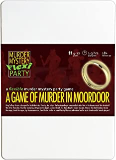 A Game of Murder in Moordoor 4-12 player Murder Mystery Flexi Party