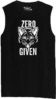 Mens Zero Fox Given Muscle Tank