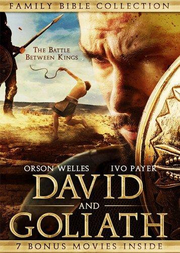 David & Goliath Includes 7 Bonus Movies