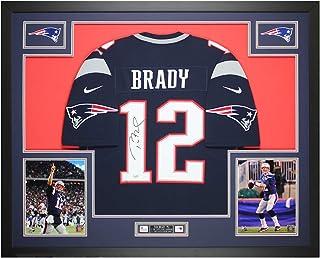 Amazon.com: Tom Brady - Autographed / Sports: Collectibles & Fine Art