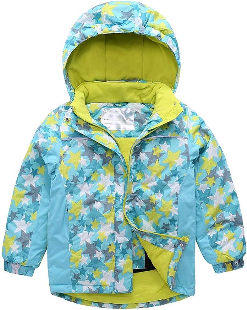 Ranking TOP6 Toddler Little Girls Ski High quality Jacket Win Outdoor Waterproof Snowboard