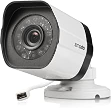 Best Zmodo 720P HD Outdoor IP sPOE Network Camera (Newest Model, Micro USB Port) 3rd Generation Review