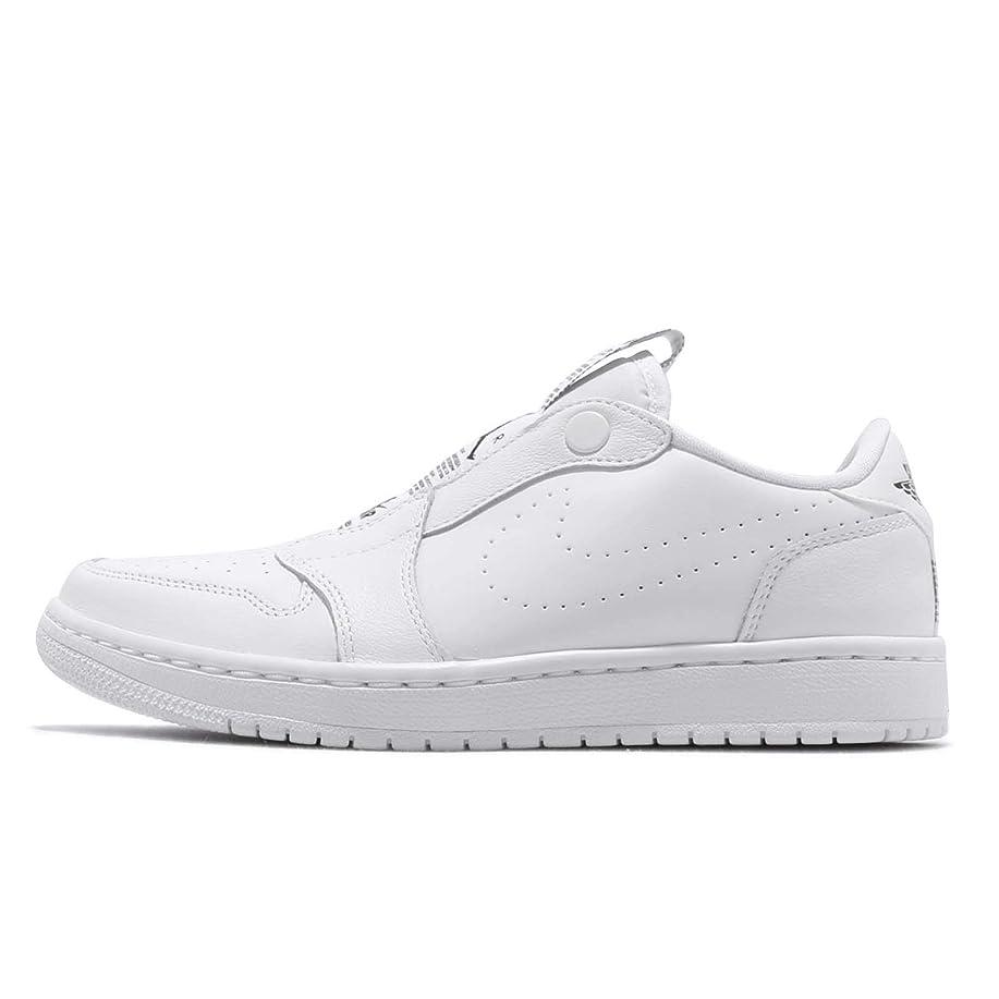 興味許可インレイ[ナイキ] ジョーダン エアジョーダン 1 RET ロー スリップ オン レディース カジュアル シューズ Air Jordan 1 RET Low Slip On AV3918-100 [並行輸入品]