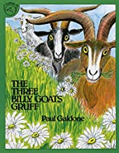 three billy goats gruff story board