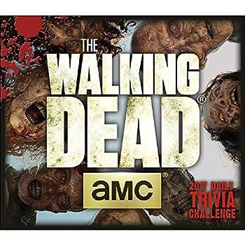 The Walking Dead Trivia Challenge 2017 Daily Desk Boxed Calendar