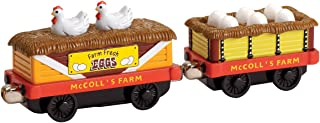 Learning Curve Brands Take Along Thomas and Friends - Farmer McColl's Chicken Cars - Pack of 2