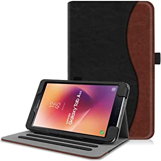 Fintie Case for Samsung Galaxy Tab A 8.0 2017 Model T380/T385, Multi-Angle Viewing Stand Cover with Auto Sleep/Wake for Galaxy Tab A 8.0 Inch SM-T380/T385 2017 Release, Dual Color