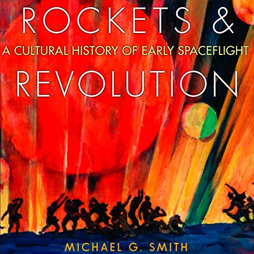 Rockets and Revolution audiobook cover art