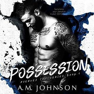 Possession audiobook cover art