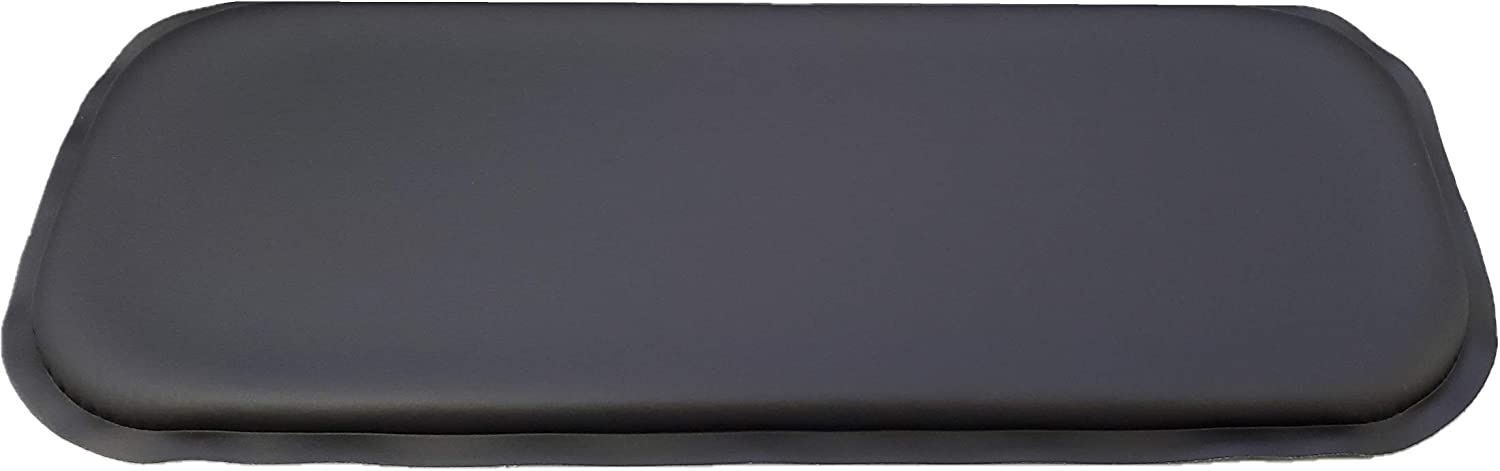 ULTRAGEL® VEHICLE CENTER CONSOLE ELBOW//ARMREST GEL PAD 12x12 0.40 in. Deluxe