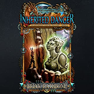 Inherited Danger     Dawning of Power Trilogy, Book 2              By:                                                                                                                                 Brian Rathbone                               Narrated by:                                                                                                                                 Chris Snelgrove                      Length: 9 hrs and 50 mins     28 ratings     Overall 4.1