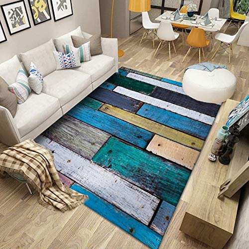 Nordic Modern Minimalist Retro Black And White Striped Floor Mat Sofa Coffee Table Non-Slip Carpet Living Room Bedroom Hotel Guest House Party Carpet