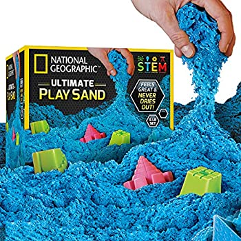 National Geographic Ultimate Blue Play Sand