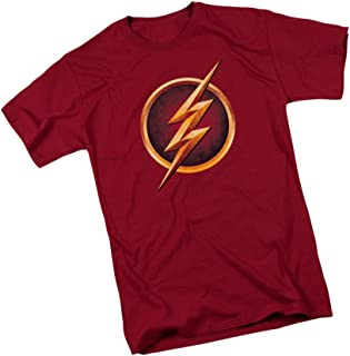 The Flash Logo - CW's The Flash TV Show Youth T-Shirt