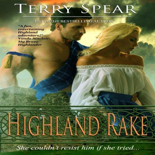 Highland Rake audiobook cover art