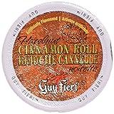 Guy Fieri Flavortown Roasts Coffee, Cinnamon Hazelnut Roll, 24 Count