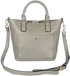 Jewelcity Womens/Ladies The Compact Handheld Handbag