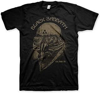 Men's Black Sabbath Tour '78 T Shirt