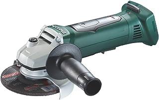 Metabo WP 18 LTX 125 Quick 18v 125mm Paddle Switch Angle Grinder Bare Unit 613072890, 18 V, Green, 1
