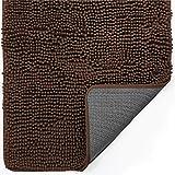 Gorilla Grip Indoor Durable Chenille Doormat, 60x36, Soft Absorbent Mat, Machine Wash...