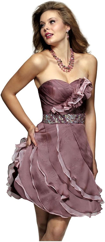 Clarisse Sweetheart Short Prom Dress 2022