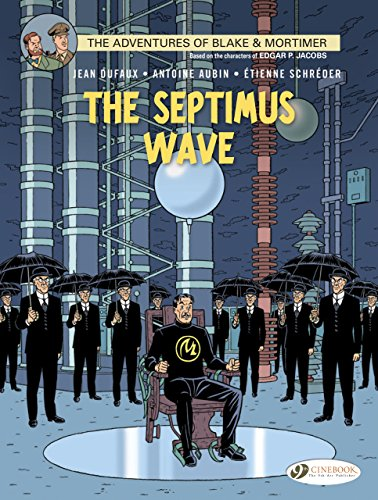 Blake & Mortimer, Tome 20 : The Septimus wave