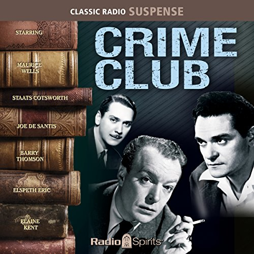 Crime Club Titelbild