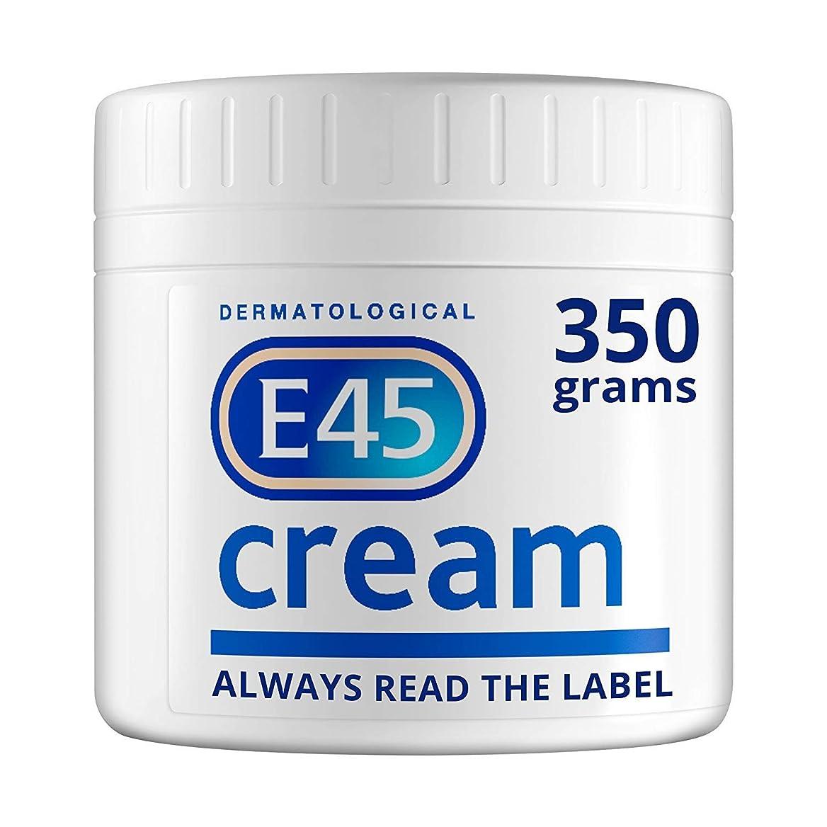 鋭く淡い用心するE45 350g Cream