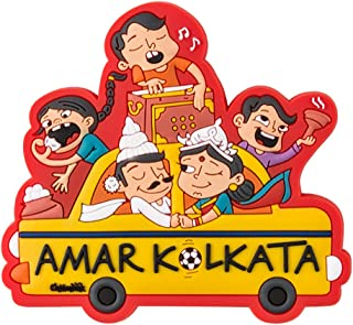 Chumbak Amar Kolkata Fridge Magnet