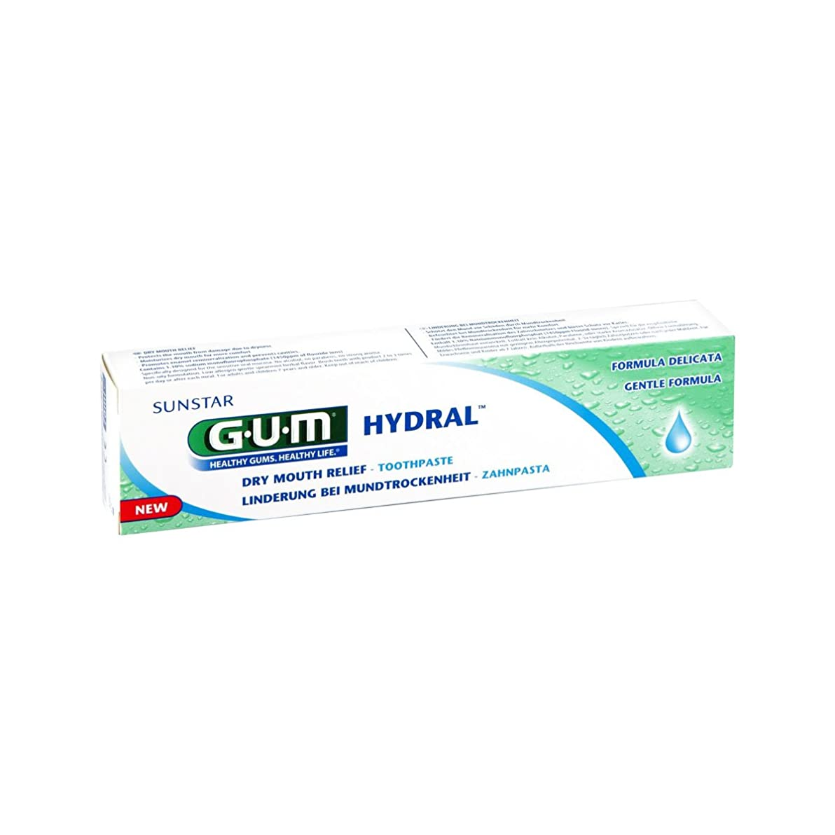 くすぐったい見ました計算するGum Hydral Dry Mouth Toothpaste 75ml [並行輸入品]