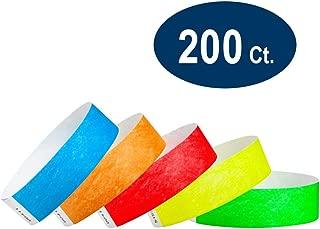 cheap disposable wristbands