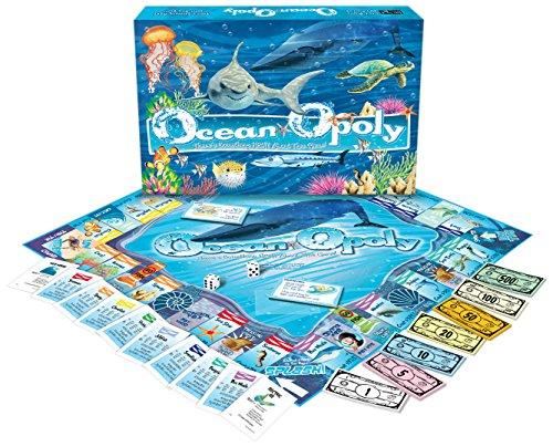 Oceanopoly Gameboard