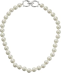 "LAUREN Ralph Lauren 18"" 10mm Pearl Necklace"