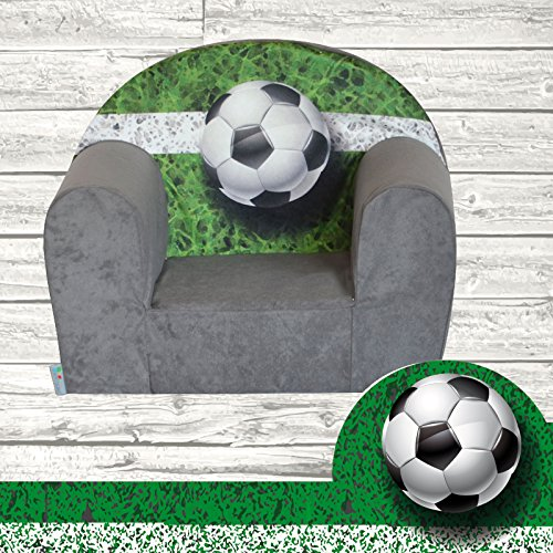 FORTISLINE Kindersessel Mini Football W387_03