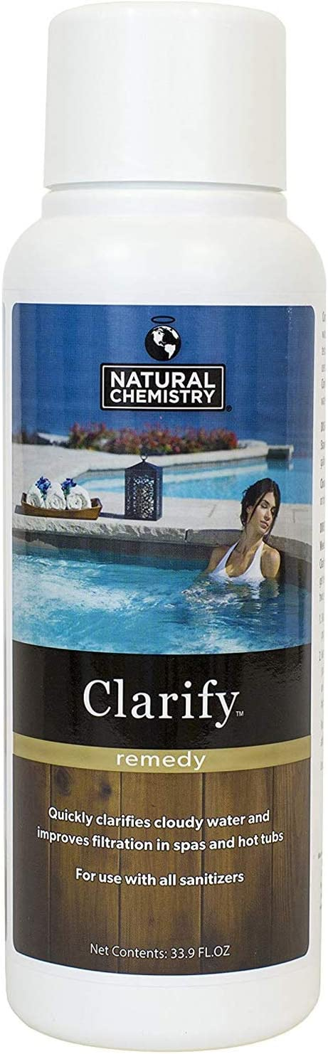 Natural Chemistry Spa and Hot Popular products Clarify Tub Directly managed store Chemic Clarity Instant