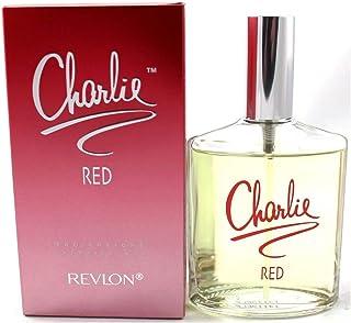Charlie Red Agua de tocador para mujeres - 100 ml.