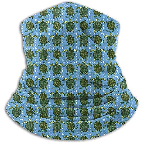 Linger In Nahtlose Gesichtsmaske Bandanas Neck Warmer Schal Gaiter Turtoise-Clipart-Pattern-4
