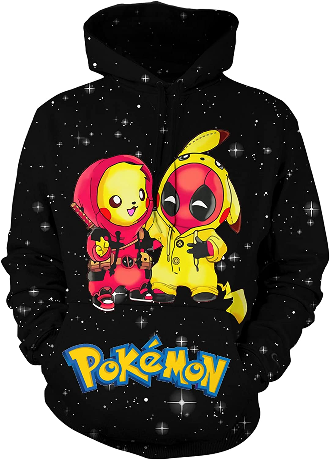 CNMLSD Anime 3d Printed Cute Hoodie For Both Boys And Girls To Wear Casual Hoodies